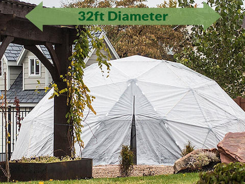 Harvest Right Geodesic Greenhouse Kit 32ft