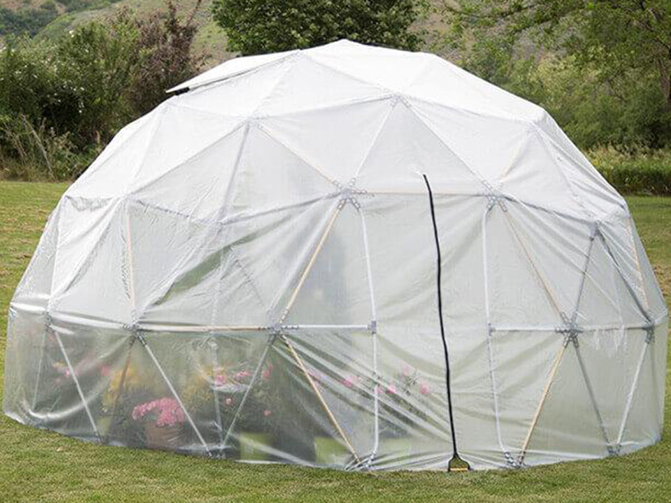 Harvest Right Geodesic Greenhouse Kit 11ft