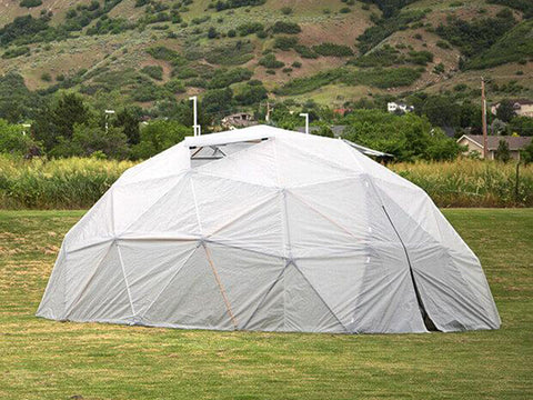 Image of Harvest Right Geodesic Greenhouse Kit 24ft