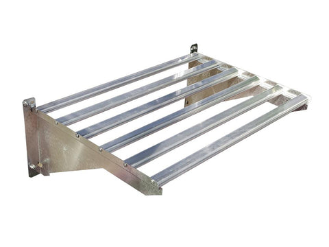 Image of Palram 24.5in x 16.5in Heavy Duty Shelf Kit Full image in white background
