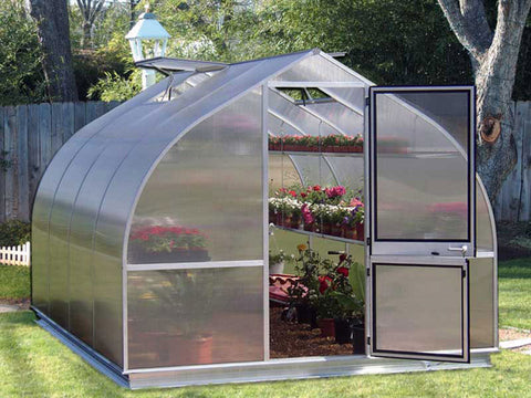 Image of Hoklartherm Riga 4 Greenhouse 10x14