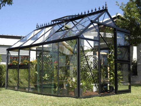 Image of Janssens Junior Victorian J-VIC 24 Greenhouse 8ft x 13ft