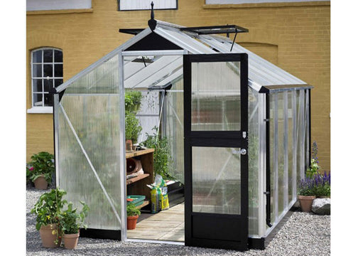 Juliana Compact Greenhouse 10 mm Polycarbonate