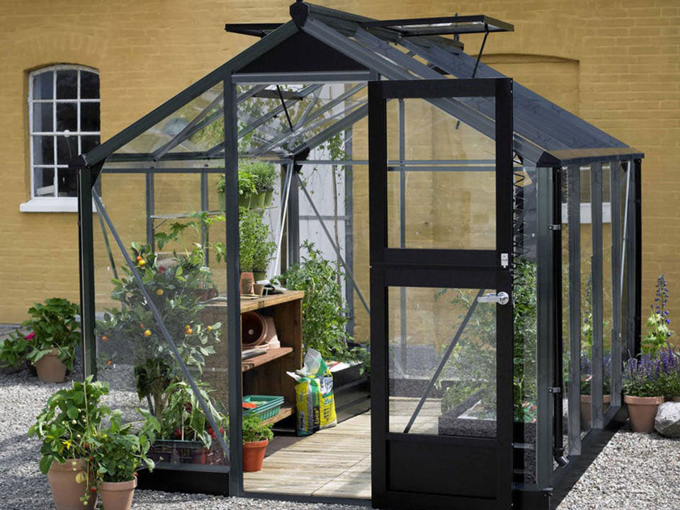 Juliana Compact Greenhouse 7ft x 12ft