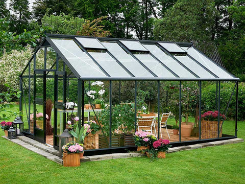 Juliana Gardener Greenhouse 12ft x 17ft