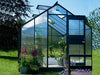 Image of Juliana Junior Greenhouse 9ft x 12ft - Anthracite 6 mm Polycarbonate
