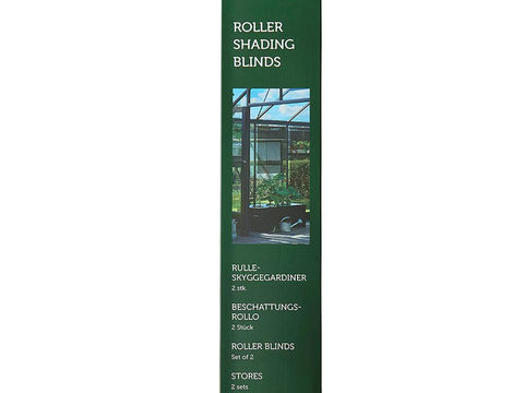 Juliana Roller Shading Blind - Set of 2 - package box