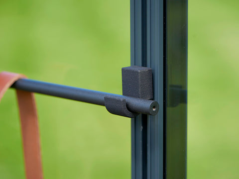 Image of Detailed view of the Juliana Greenhouse Frame Hook