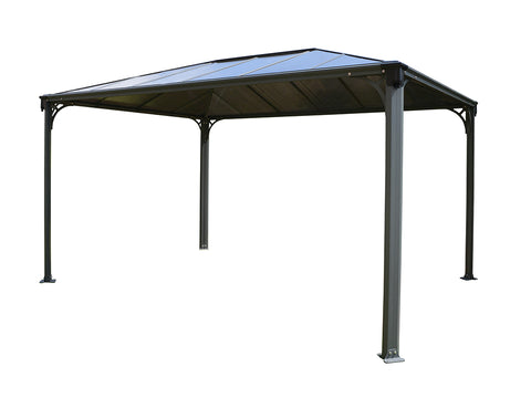 Image of Bare Martinique Hard Top Gazebo with white background