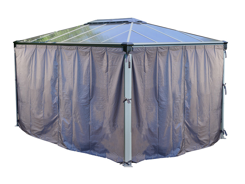 Martinique Hard Top Gazebo