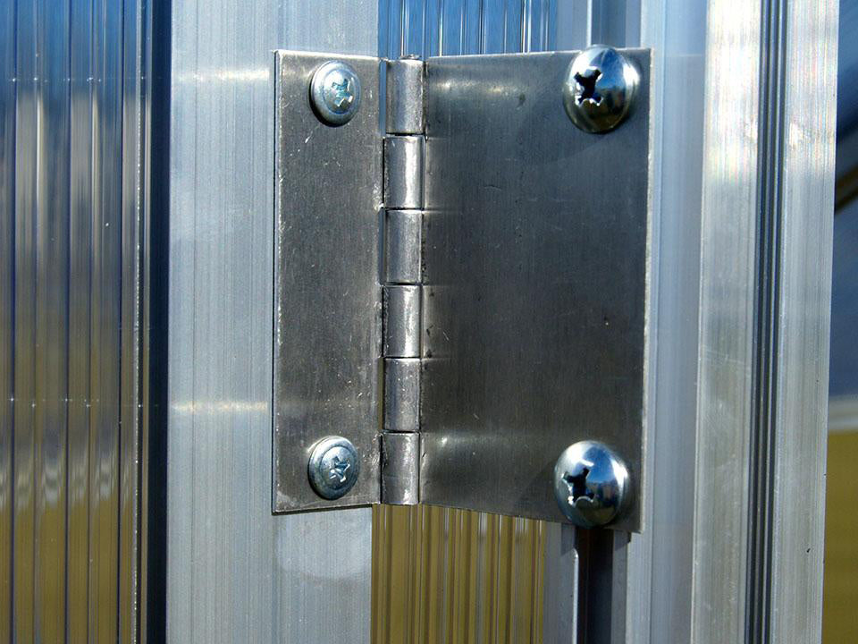Monticello Growers Edition Greenhouse - door hinge