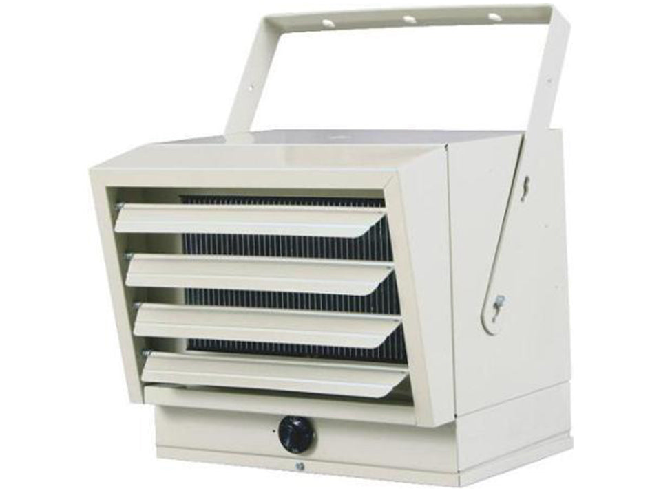 Monticello Growers Edition Greenhouse - electric heater