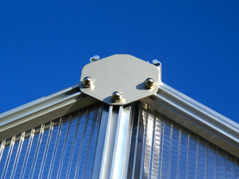 Image of Monticello 8x8 - Life Cycle Package Roof Peak Bracket