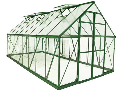 Image of Palram 8ft x 16ft Balance Hobby Greenhouse - HG6116G