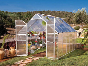 Palram Essence 8ft x 12ft Hobby Greenhouse - HG5812