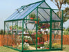 Image of Palram Hybrid 6ft x 8ft Hobby Greenhouse-HG5508(G)