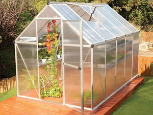 Palram Mythos 6ft x 10ft Hobby Greenhouse HG5010