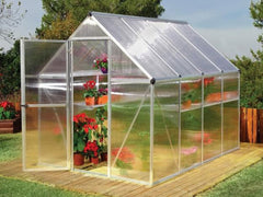 Palram Mythos 6ft x 8ft Hobby Greenhouse HG5008