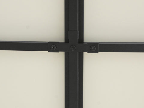 Image of Cross part for the canopy frame work