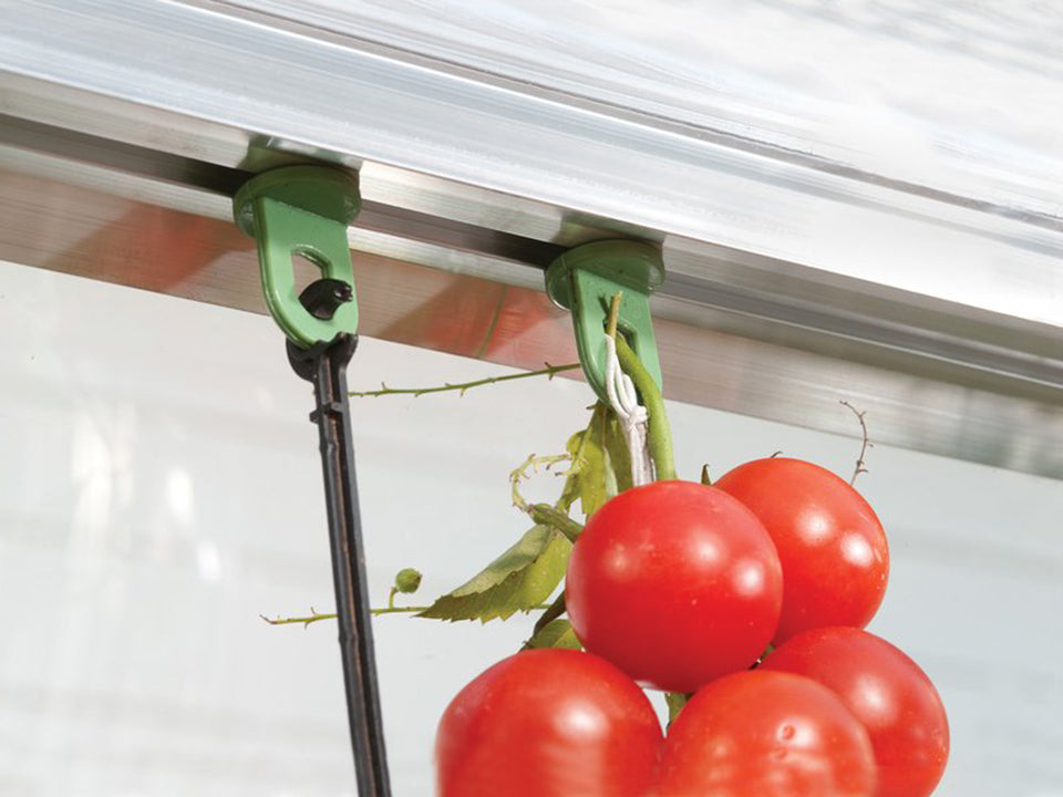 Attached Plant Hangers for Palram Greenhouses