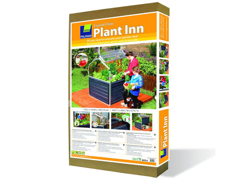 Palram 4ft x 4ft Plant Inn™ full image - manual - white background