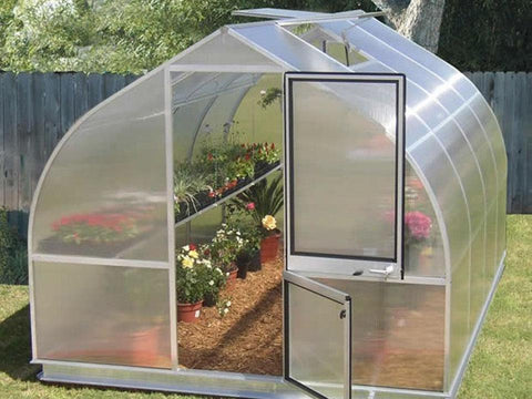 "Image of Hoklartherm Riga 4 Greenhouse 9'8""x14'"
