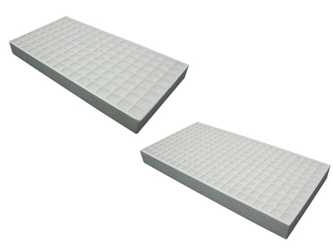 Image of Set of each size of the RSI Hydroponic Floating Seeding Tray