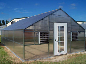 Riverstone Industries (RSI) 12ft x 18ft Thoreau Premium Educational Greenhouse  R12186-P(G)