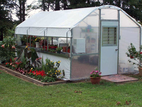 Image of Riverstone Industries (RSI) 10ft x 27ft Carver Educational Greenhouse  R1027-P
