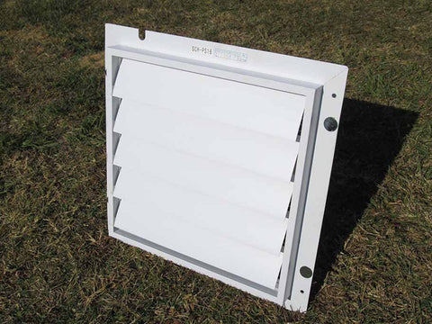 Image of RSI General Purpose Greenhouse Exhaust Fan System - front view