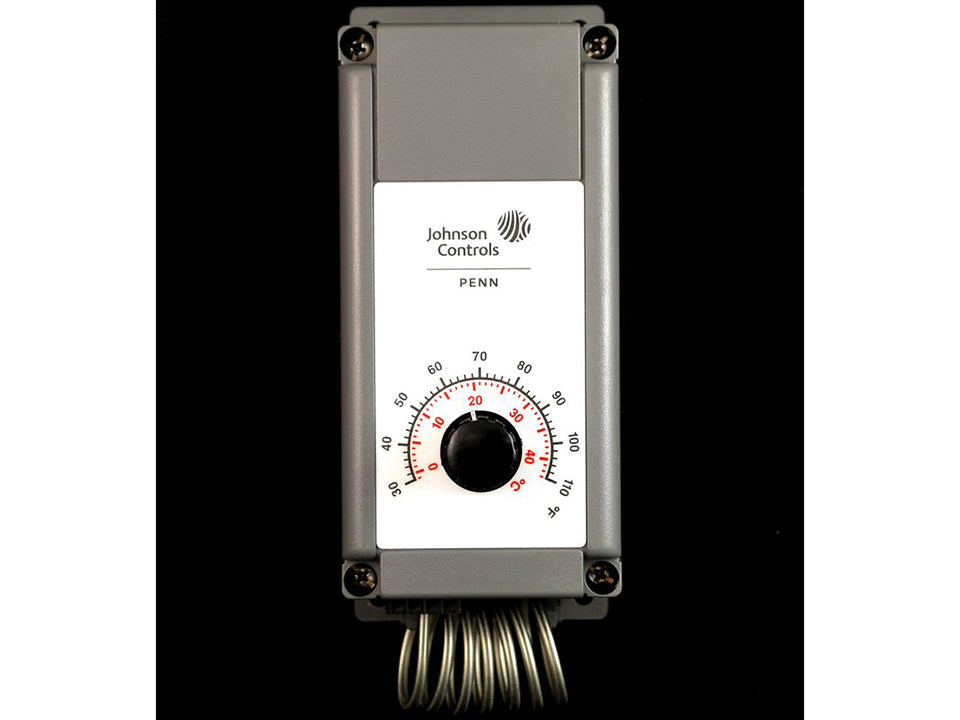 RSI General Purpose Greenhouse Exhaust Fan System control timer - side view