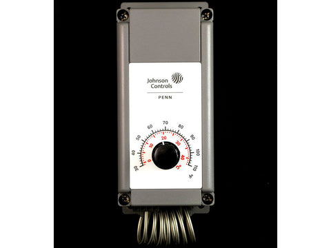 Image of RSI General Purpose Greenhouse Exhaust Fan System control timer - side view