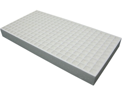 242 Plug RSI Hydroponic Floating Seeding Tray - white background