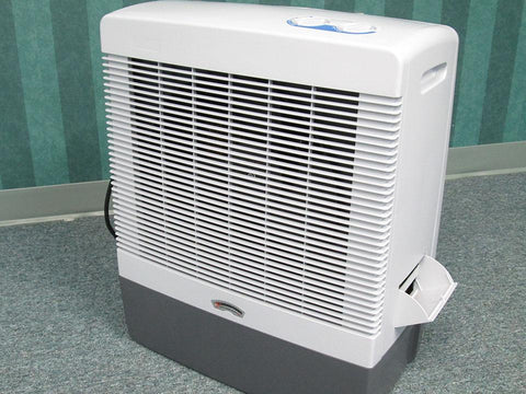 Front view of the RSI Evaporative Cooler