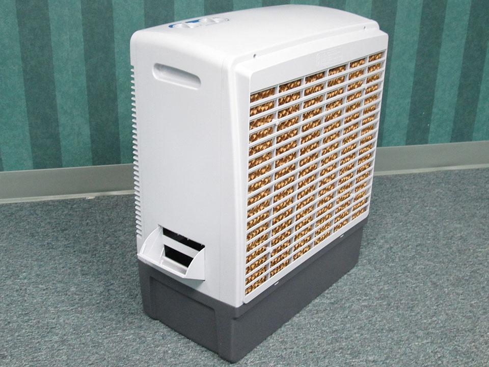 Back-side view of the RSI Evaporative Cooler