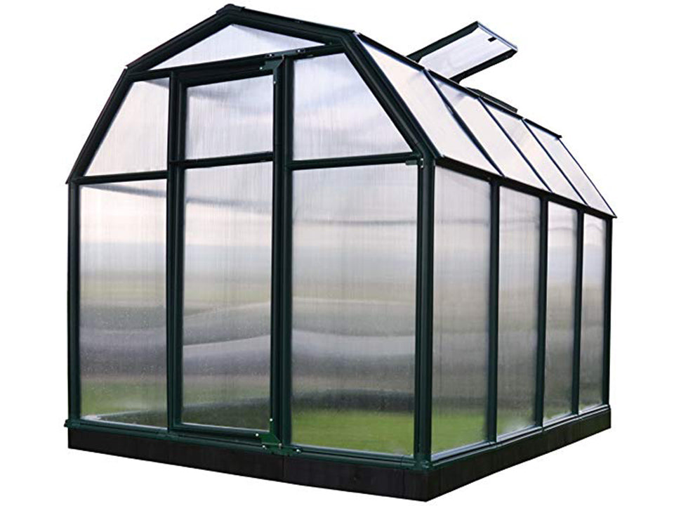 Rion 6ft x 8ft EcoGrow 2 Twin-Wall Greenhouse - HG7008