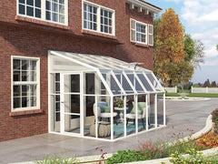 Rion 8ft x 10ft Sun Room 2 Greenhouse - HG7610