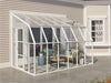 Image of Rion 8ft x 12ft Sun Room 2 Greenhouse - HG7612