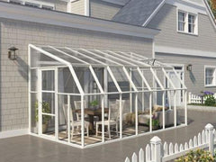 Rion 8ft x 18ft Sun Room 2 Greenhouse - HG7618