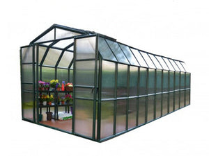Rion Grand Gardener 2 Twin-Wall 8ft x 20ft Greenhouse HG7220