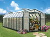 Image of Rion Hobby Gardener 2 Twin Wall 8ft x 20ft Hobby Greenhouse HG7120