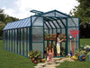Image of Rion Prestige 2 Twin Wall 8ft x 20ft Greenhouse HG7320