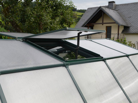 Open Rion Roof Vent - EcoGrow 2