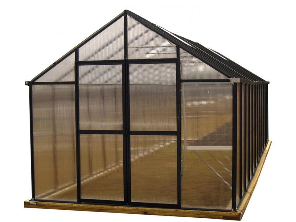 Riverstone Monticello Greenhouse 8x20