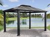 Image of Paragon Santa Monica Hard Top Gazebo 11ft x 13ft