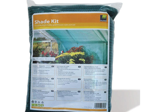 Shade kit for Palram and Rion greenhouses - packaged