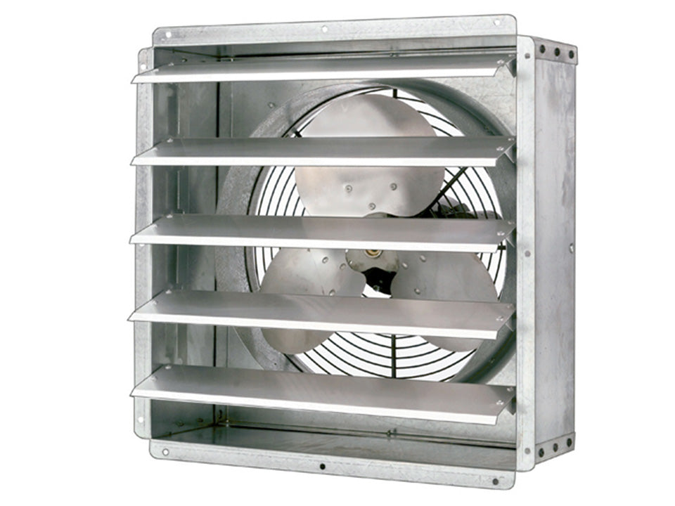 Large Solexx Universal Exhaust Fan with Thermostat