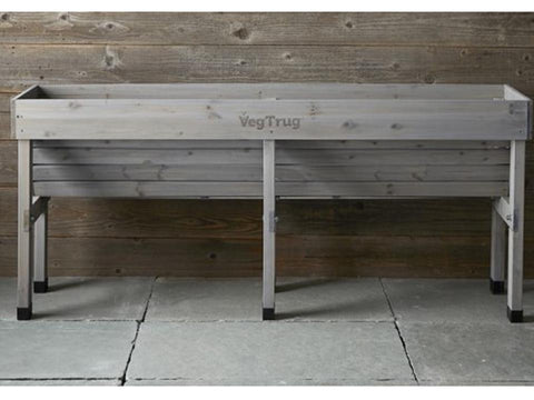 Medium Grey Wash Colored VegTrug