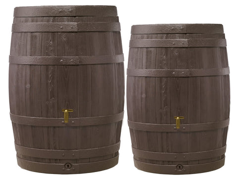 VINO Rain Barrel 110 and 67 gallon