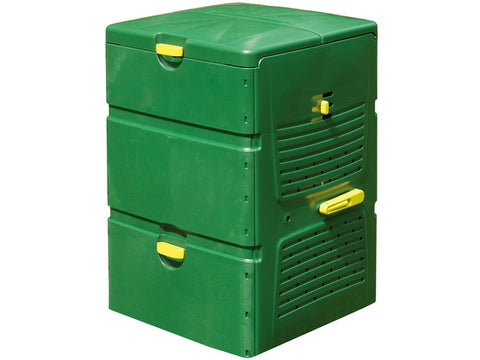 Image of Closed green Aeroplus 6000 Composter